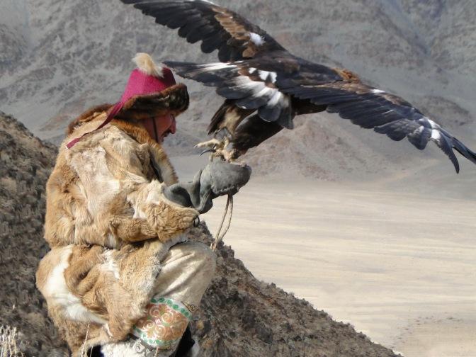 Les Kazakhs, fils des Aigles.