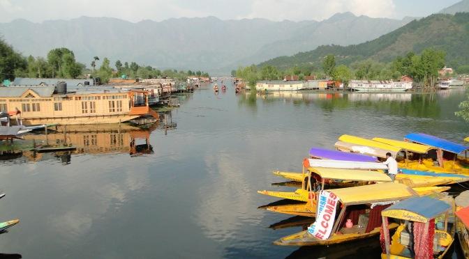 Le Kashmir.