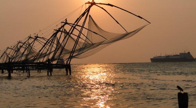 Les pêcheurs du Kerala.