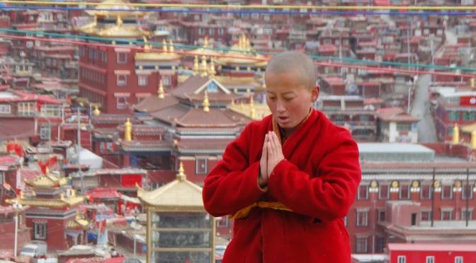 Voyage aux portes du Tibet.