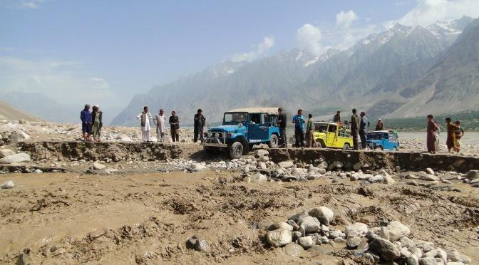 En route (de la mort) pour le K2!