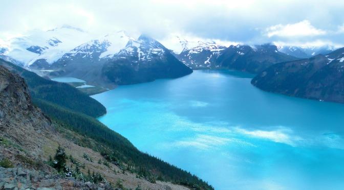 Panorama Ridge, Garibaldi Provincial Park.