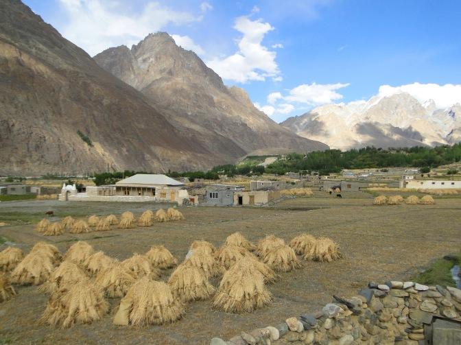 La vallée de Shimshal.